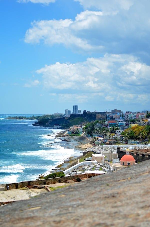 Old San Juan Puerto Rico 1