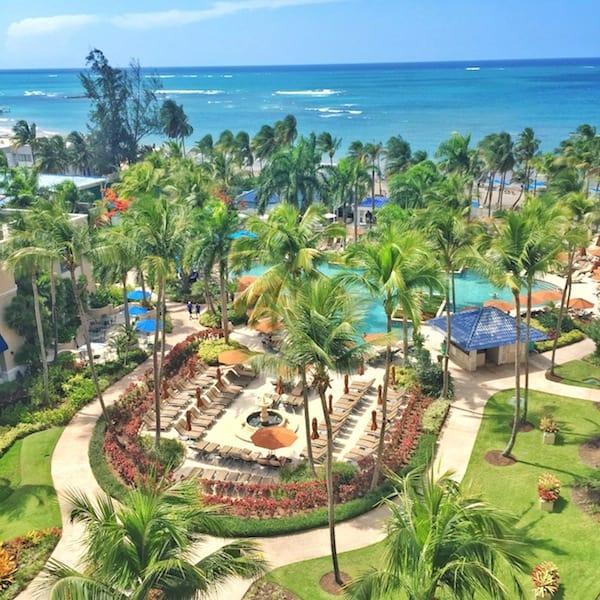Ritz-Carlton San Juan Pool