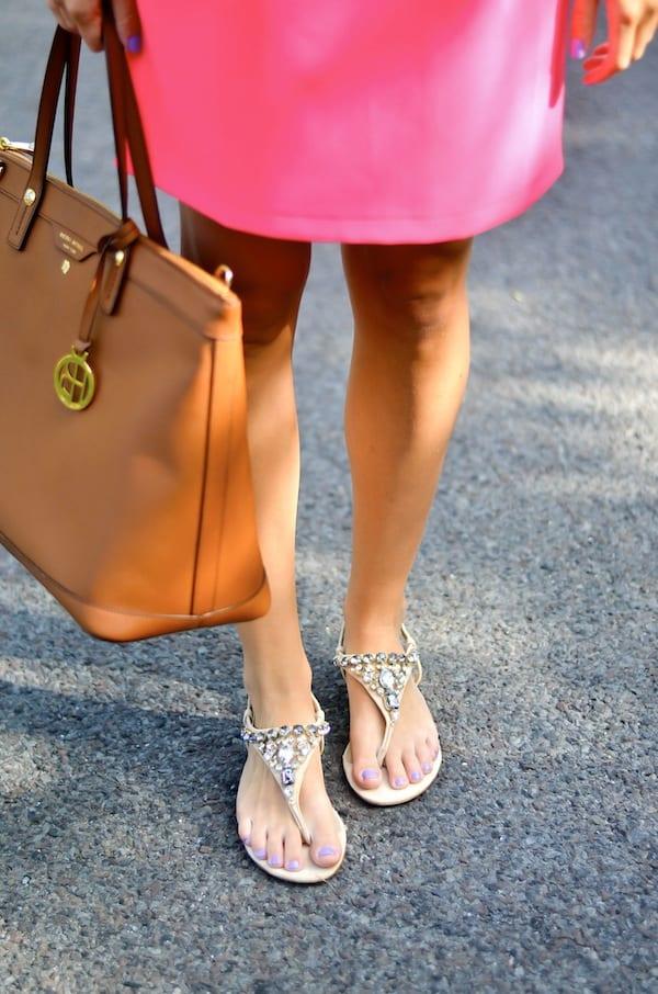 Sam Edelman Embellished Sandals