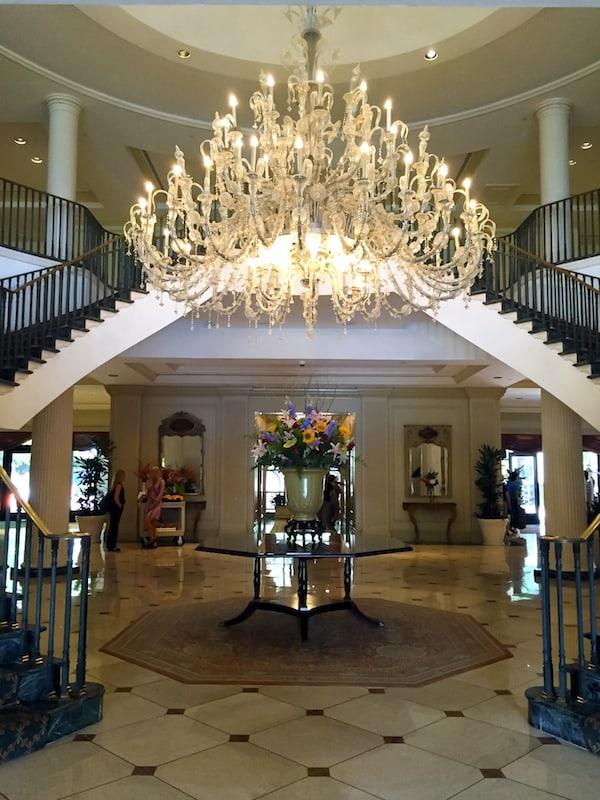 Belmond Charleston Place Lobby