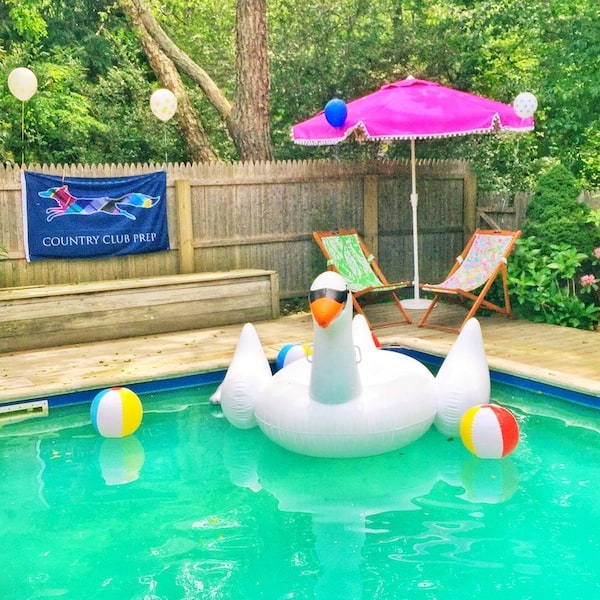 Country Club Prep Hamptons Blogger Day