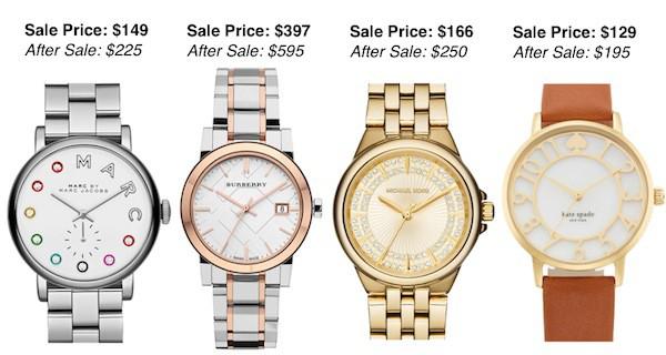 Nordstrom Anniversary Sale Watches