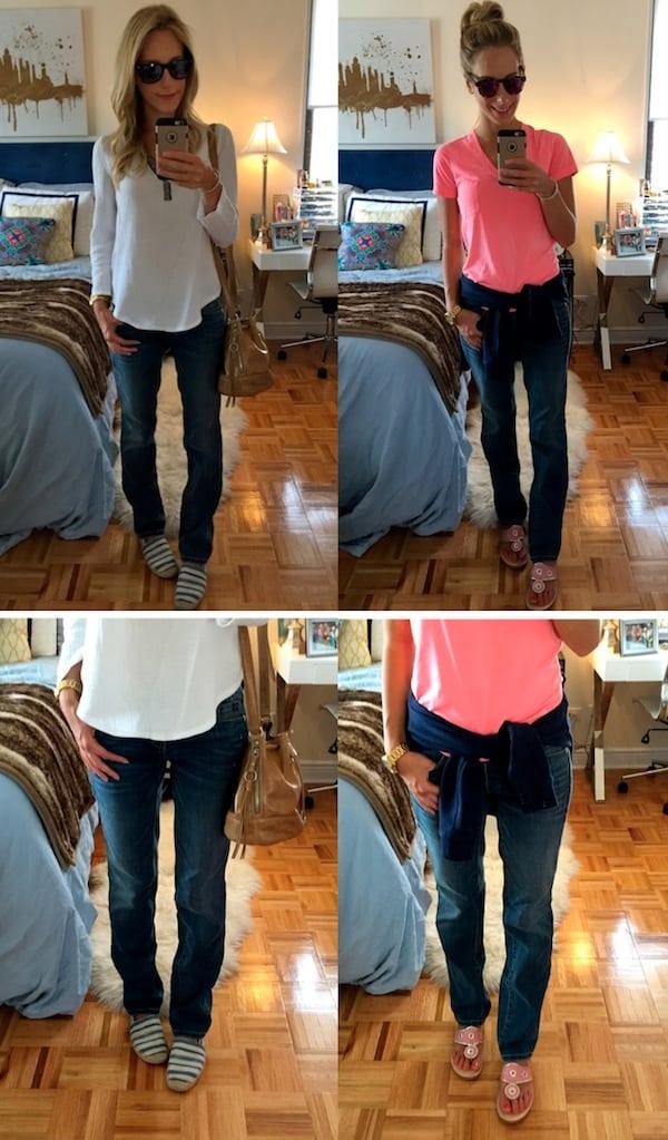 Target Denim Bootcut Jeans