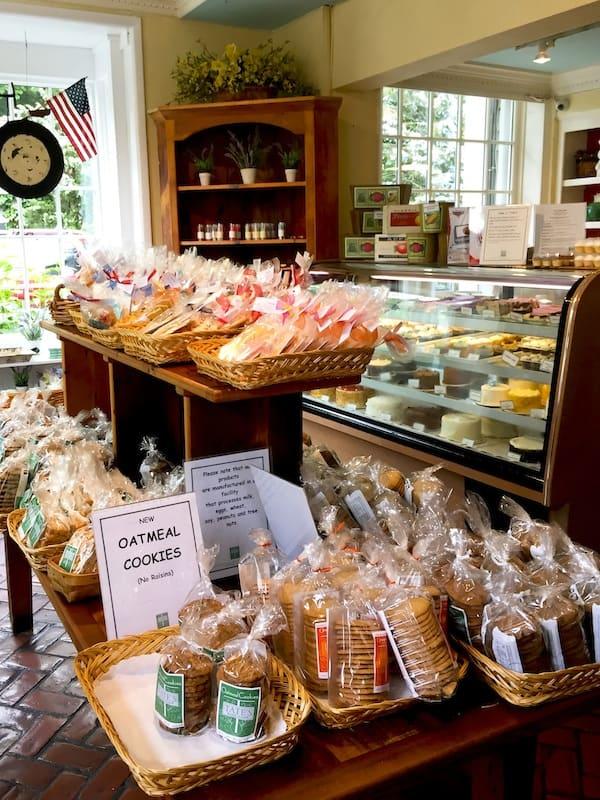 Tates Bakery