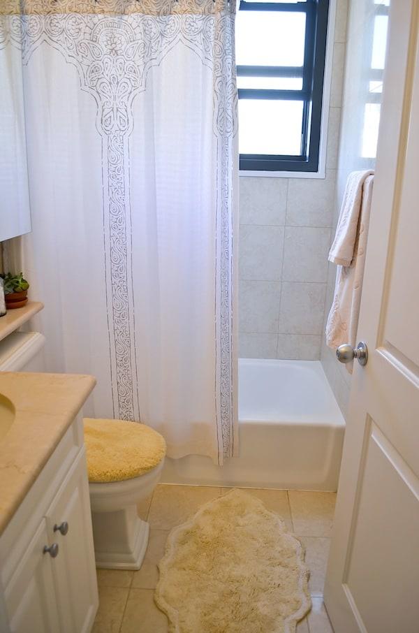 Katies Bliss New York City Apartment Bathroom Tour