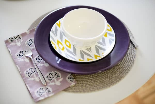 World Market Printed Napkins