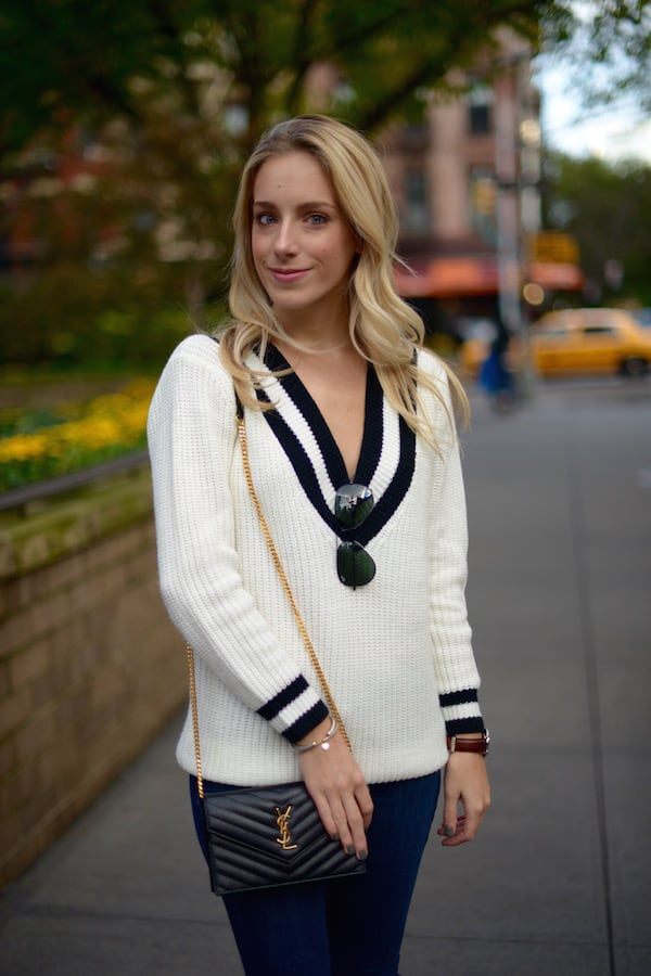 Chic Wish V-Neck Sweater