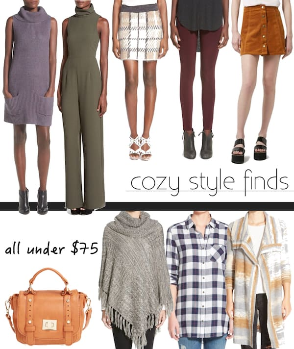 Cozy Style Finds October 2015