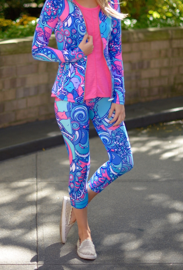 Lilly Pulitzer Luxletic Activewear