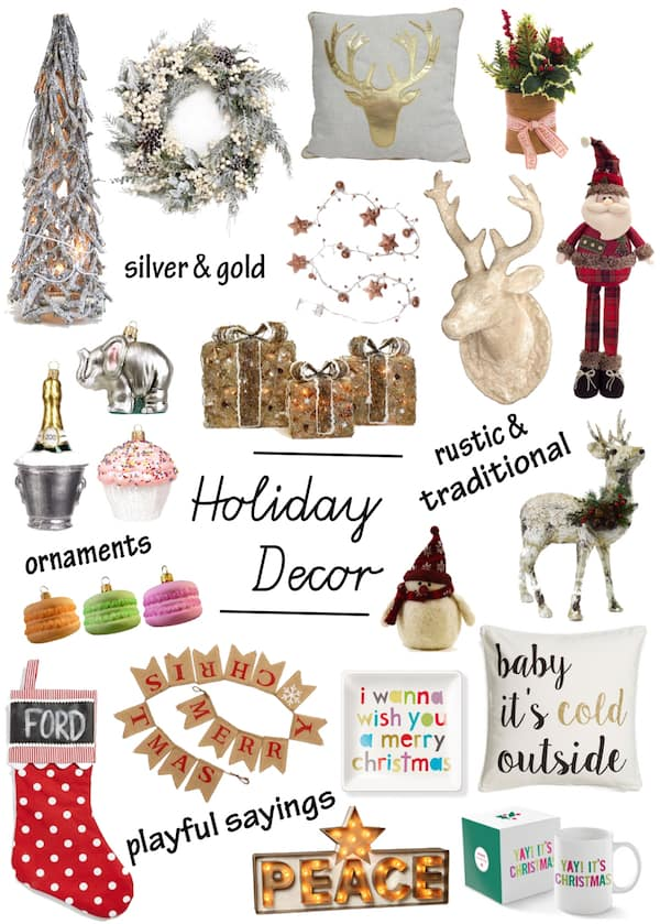 Holiday Decor Guide 2015