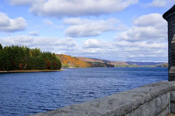 Barkhamsted Reservoir Connecticut