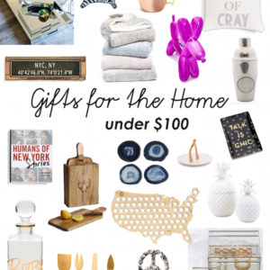 Holiday Gifts for the Home Under $100