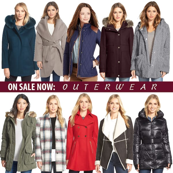 Nordstrom Clearance Outerwear
