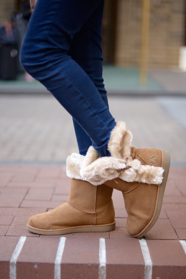 Payless Shearling Boots