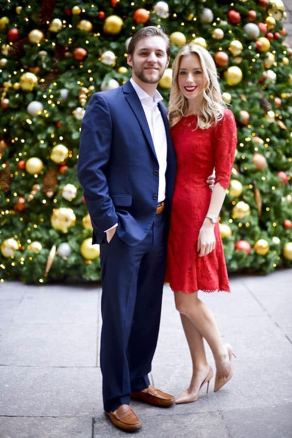 Christmas Photos New York Palace Hotel