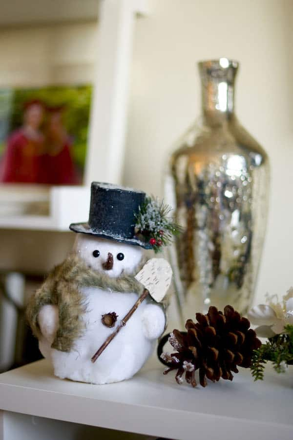 Decorative Holiday Snowman