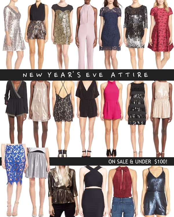 d9e5495b9c4 New Years Eve Outfit Ideas 2016