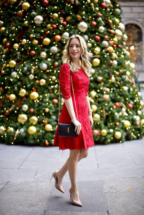 What To Wear on Christmas Eve… - What To Wear On Christmas Eve... Katie's Bliss