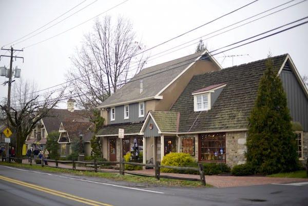 Peddler's Village New Hope Pennsylvania
