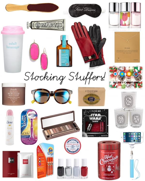 Holiday Gift Guide Stocking Stuffer Ideas Katie S Bliss