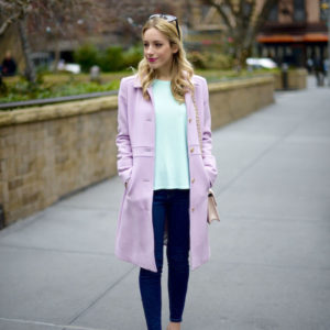 J Crew Lady Day Coat