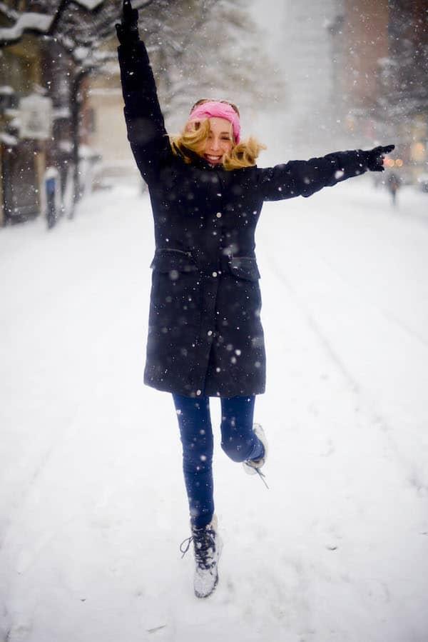 New York City Blizzard 2016