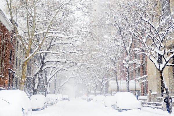 Winter Storm Jonas New York City Blizzard 2016 Katie S
