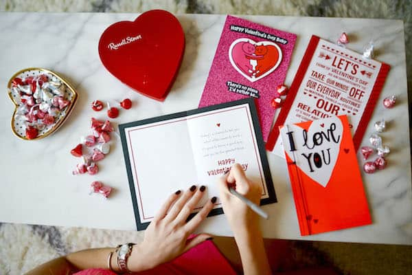 Celebrating Valentines Day With Hallmark And Walgreens