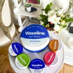 Vaseline Lip Therapy Tins