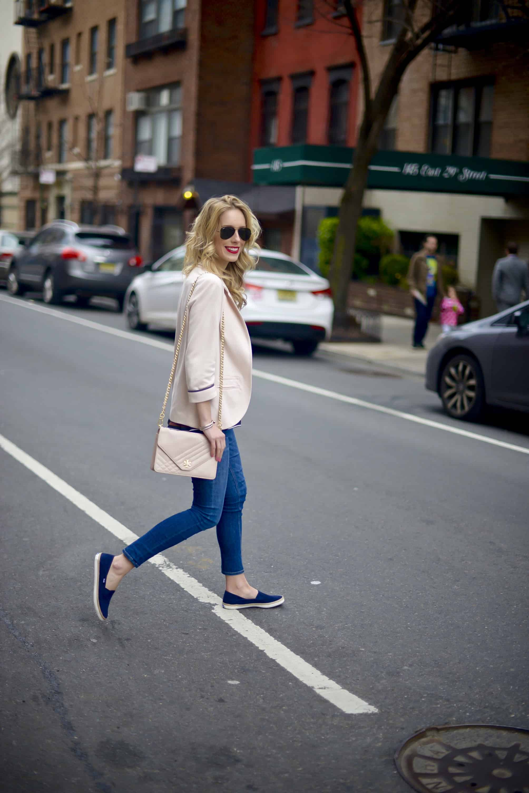 2 Spring Looks Wearing Keds Katie S Bliss