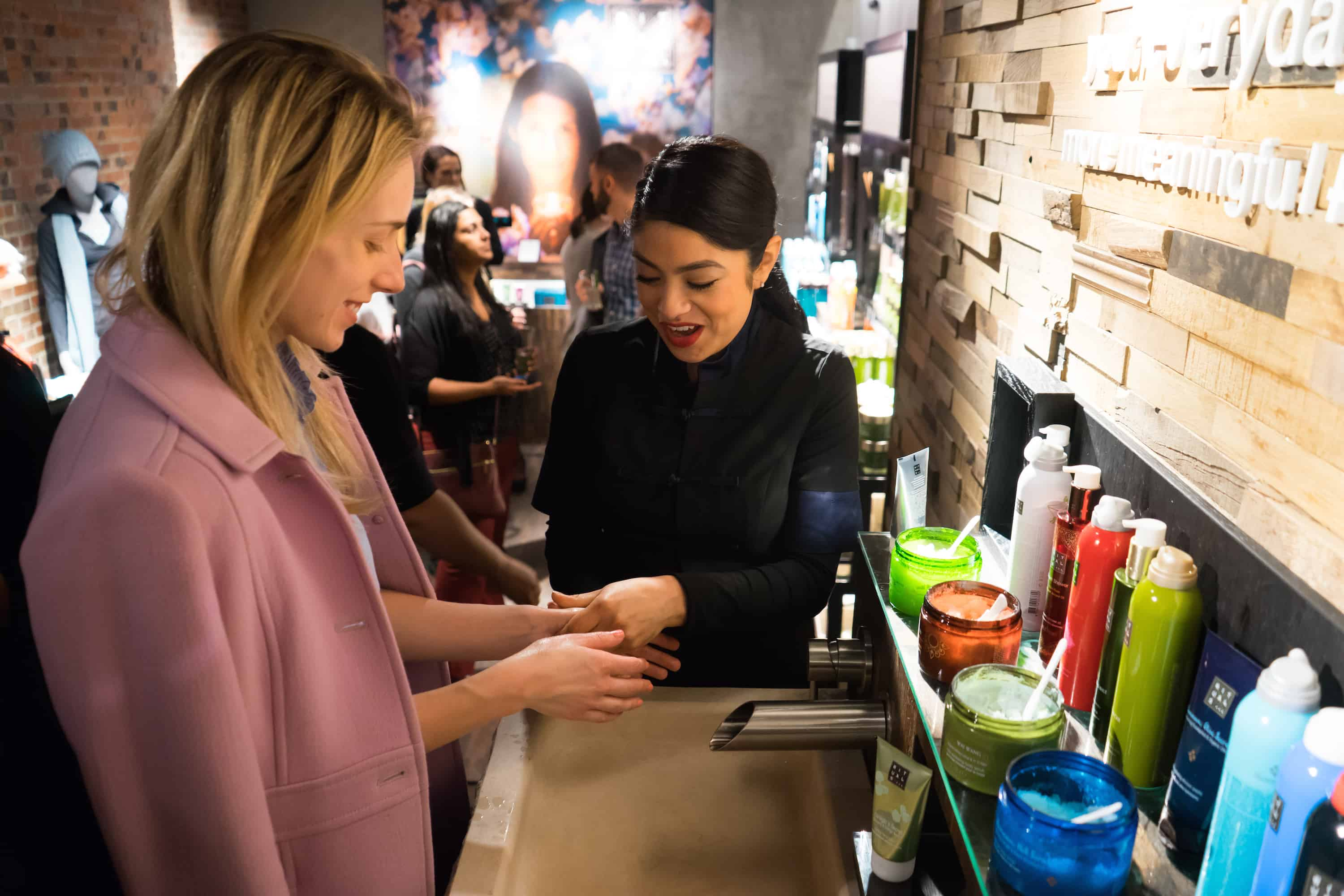 Rituals Store Opening West Village