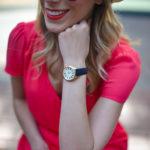 Kate Spade Crosstown Watch