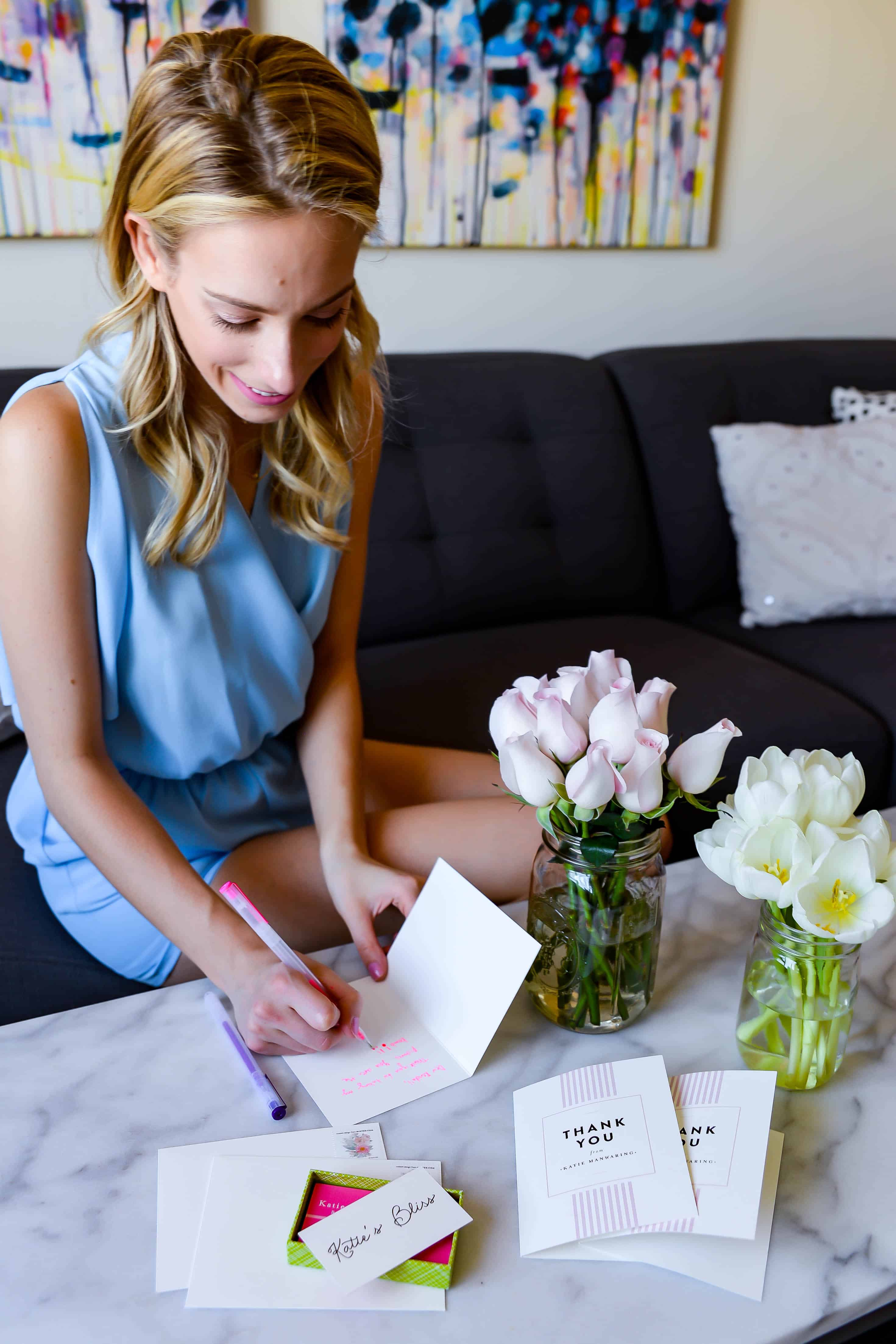 Minted Stationary Katie's Bliss