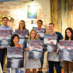 Painting Class Muse Paintbar Tribeca