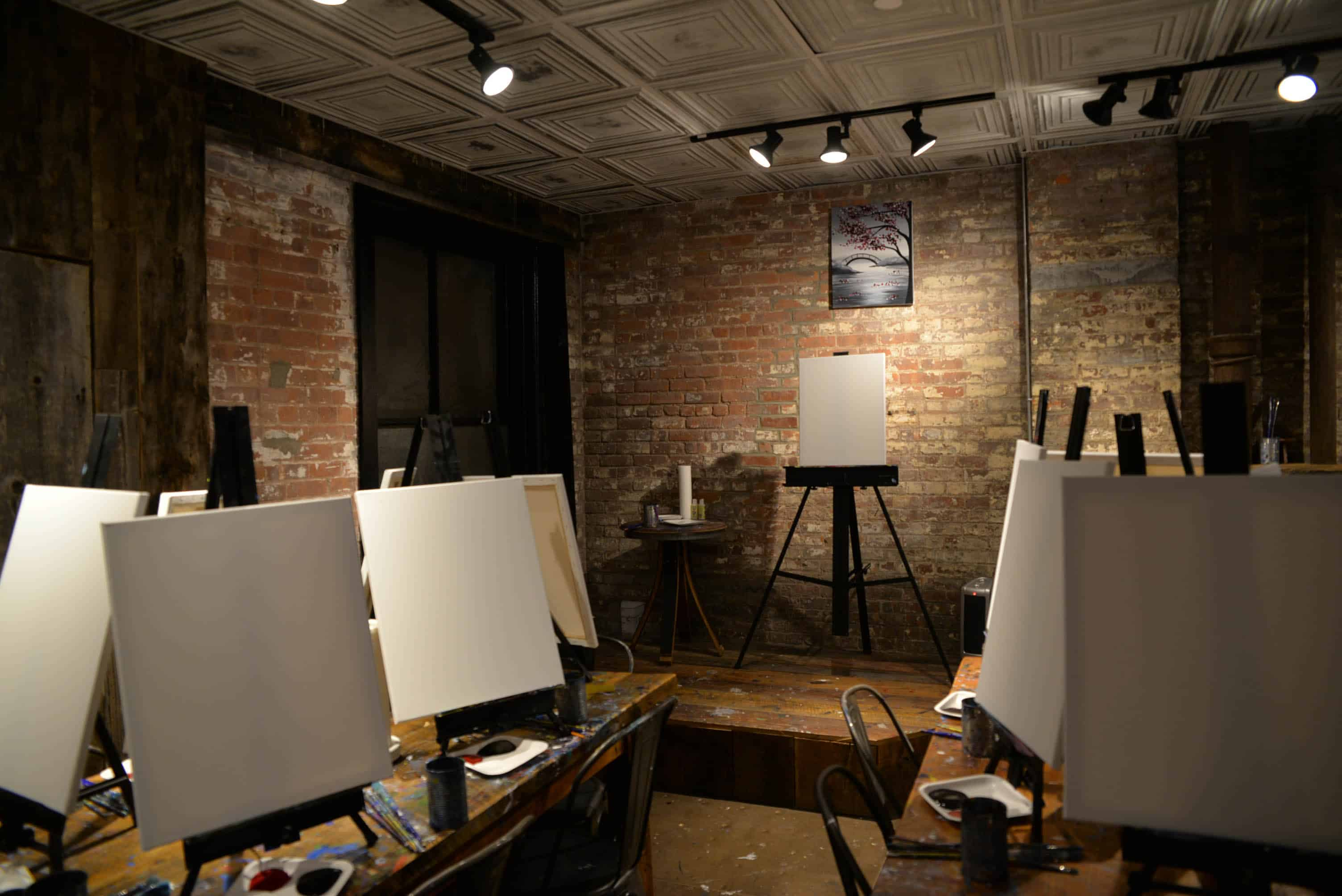 Painting Class Muse Paintbar Tribeca Katie 39 S Bliss