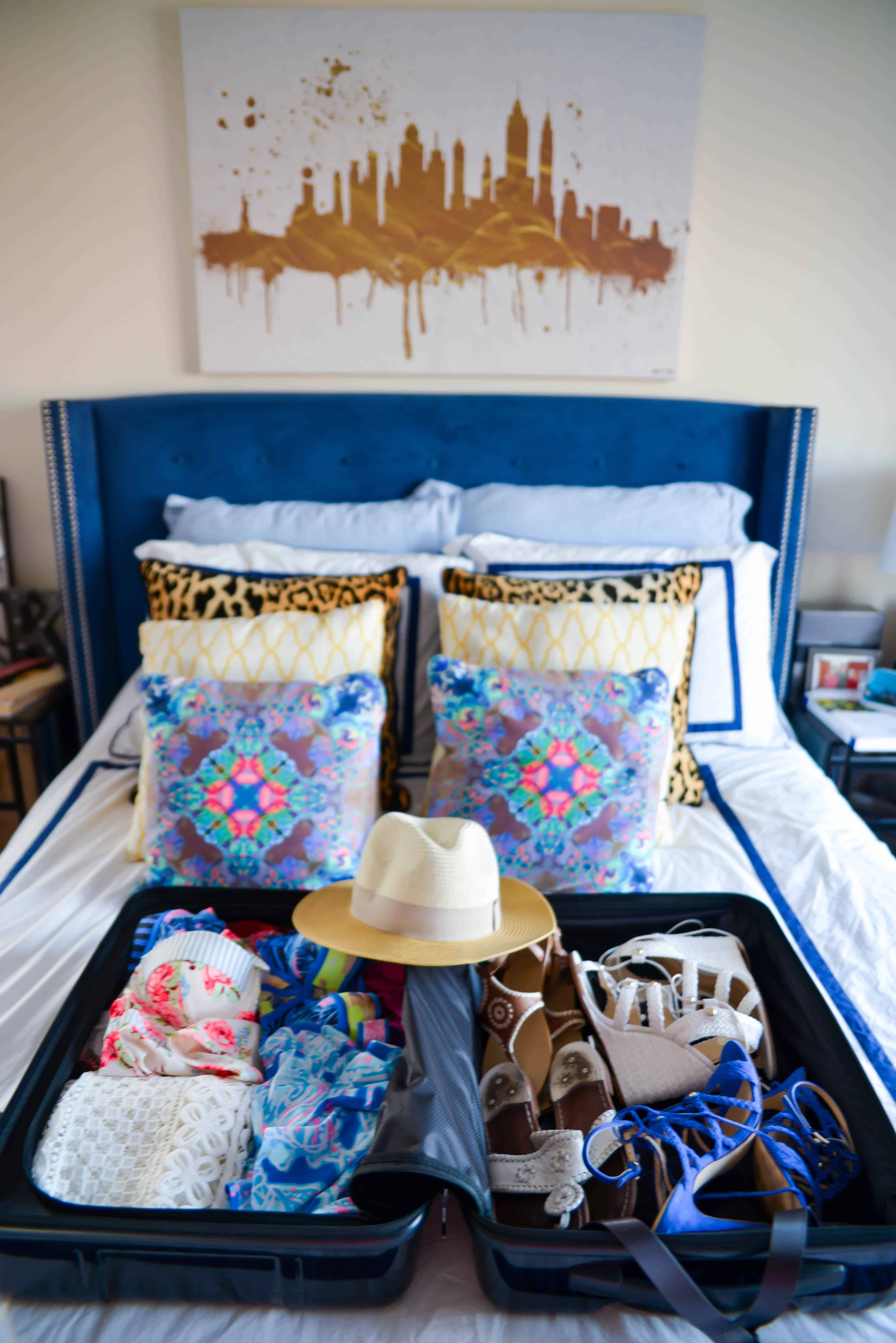 What To Pack For A Tropical Vacation
