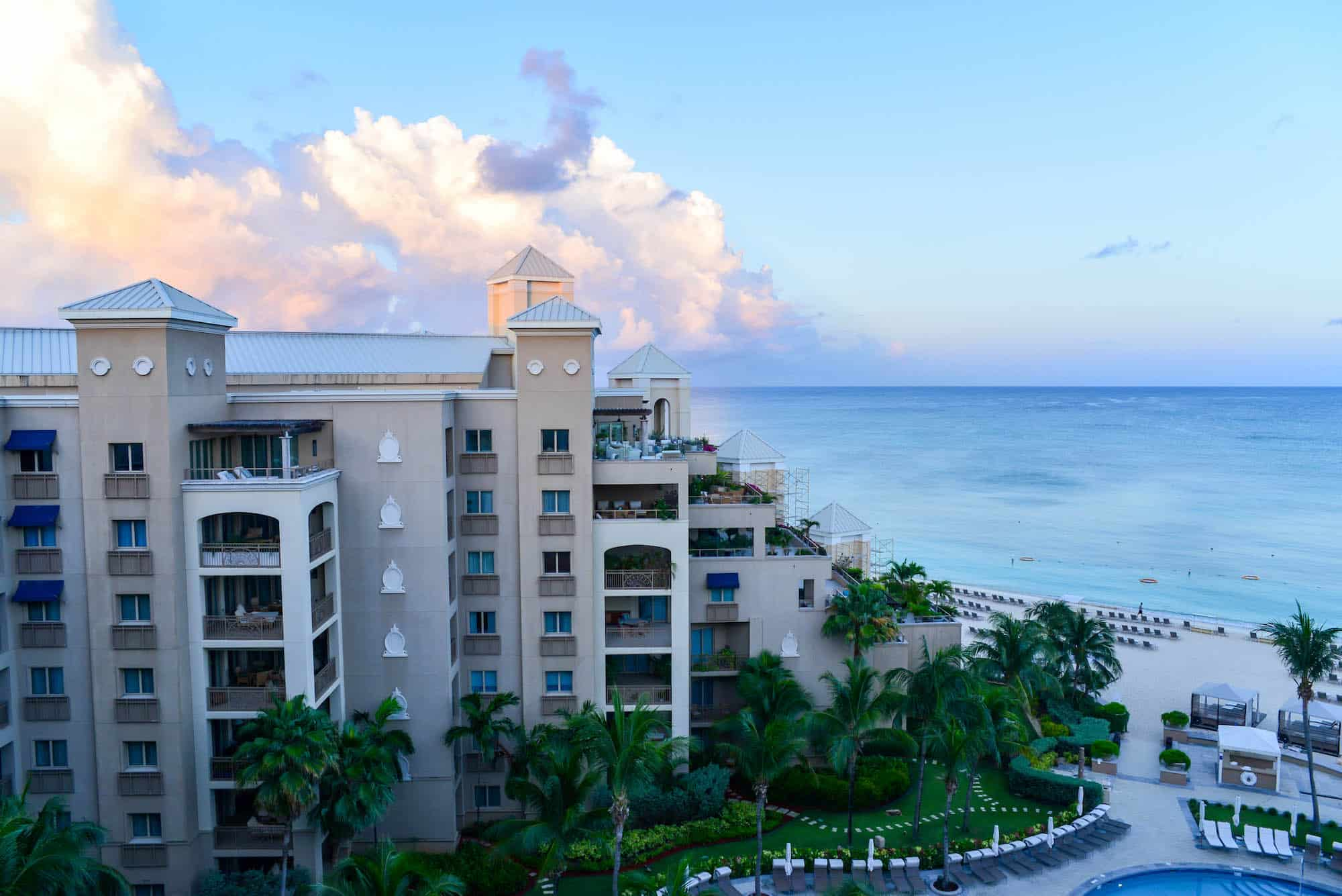 Ritz-Carlton Grand Cayman Beach