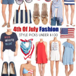 4th of July Fashion Under $100