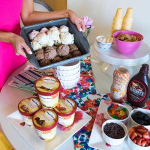 Häagen-Dazs Ice Cream Party