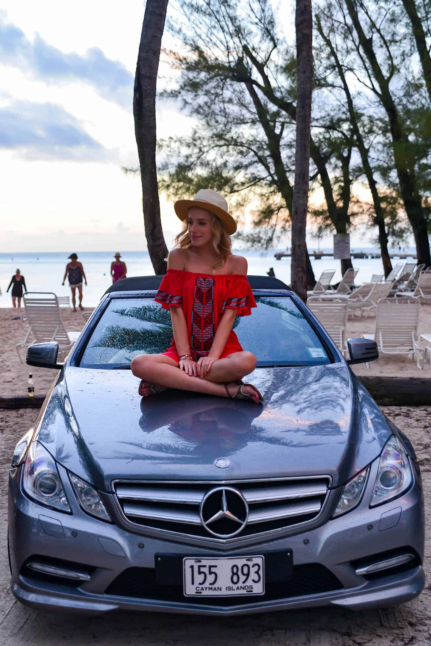 Hertz Mercedes Rental