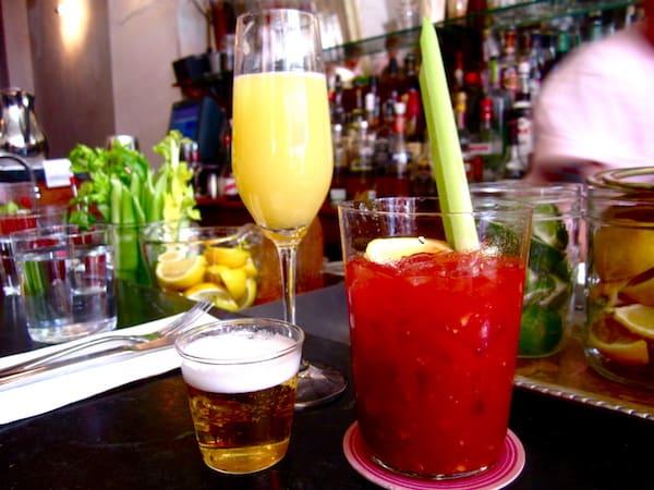 Prune Restaurant Bloody Mary