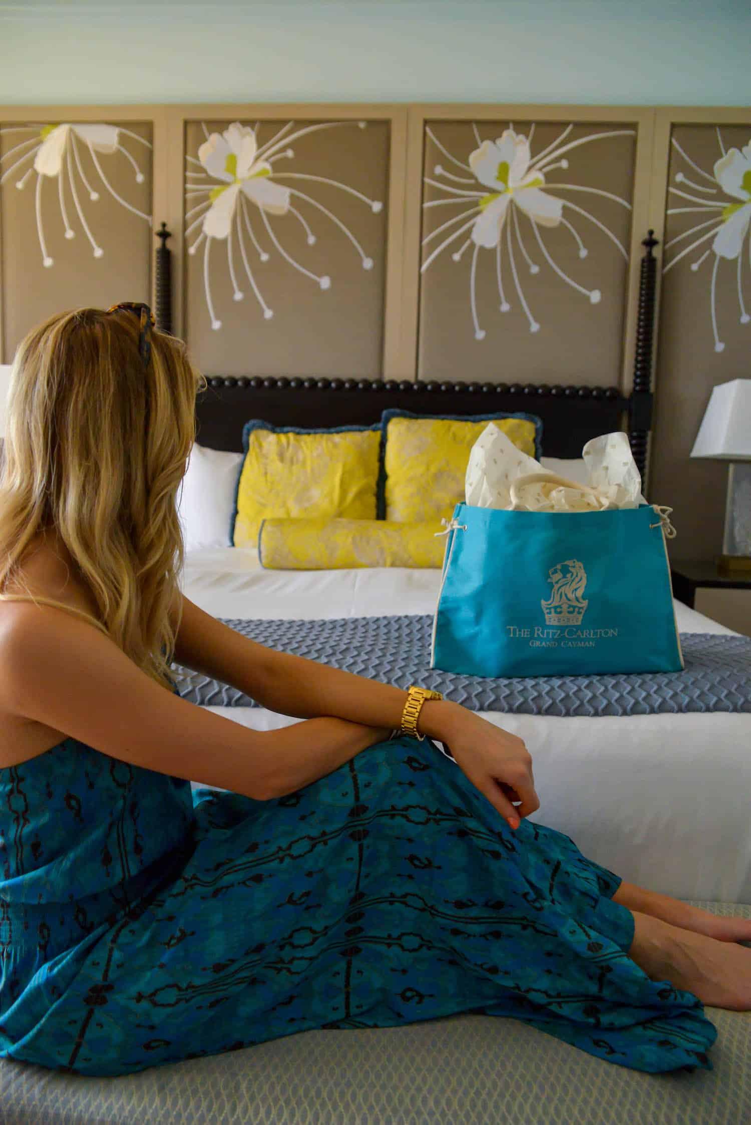 Ritz-Carlton Grand Cayman Guest Room
