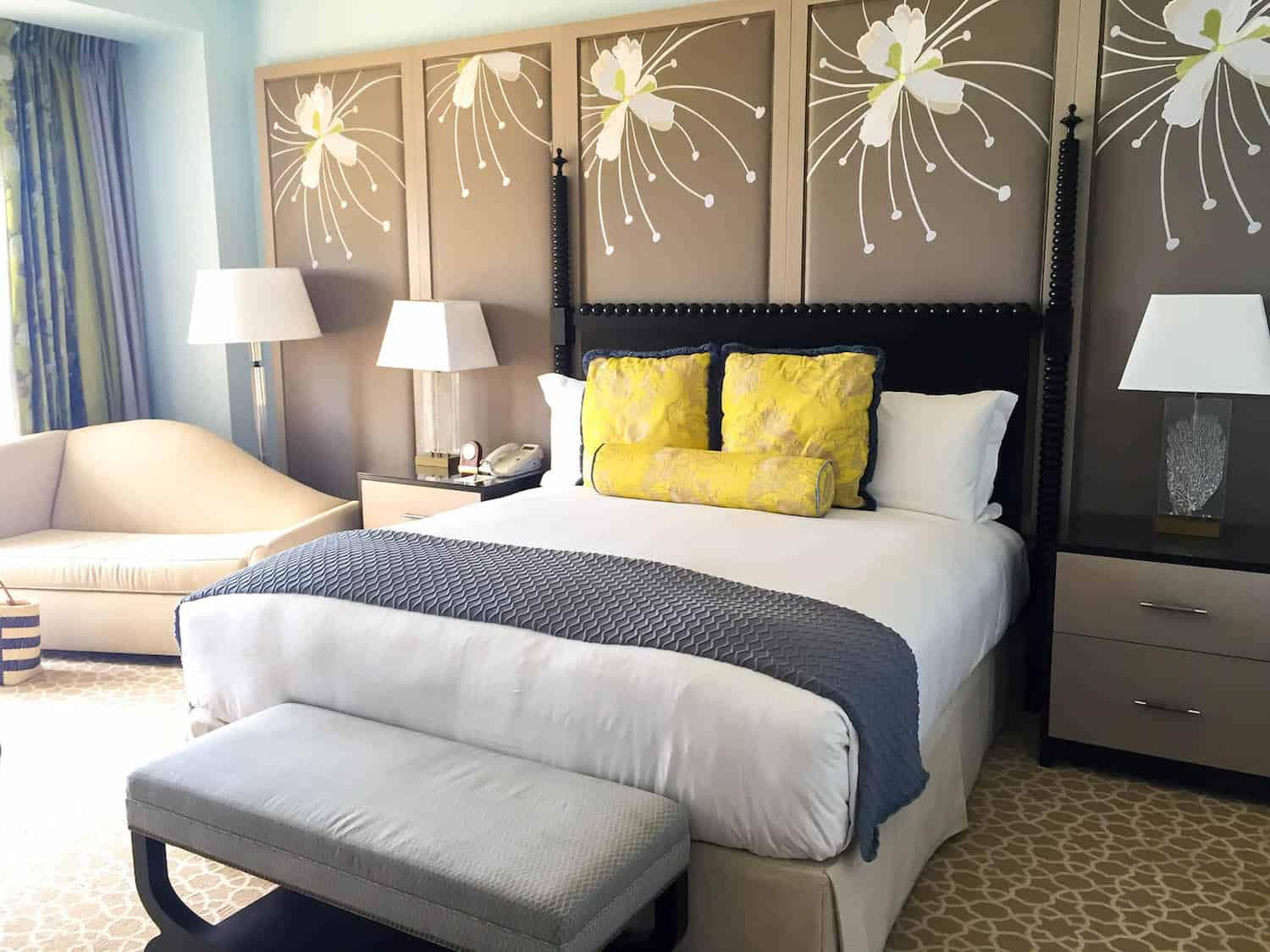 Ritz-Carlton Grand Cayman Guest Room