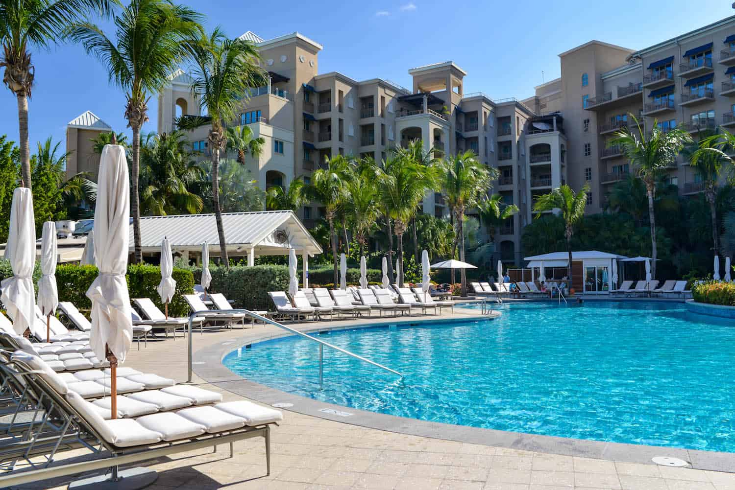 Ritz-Carlton Grand Cayman Pool