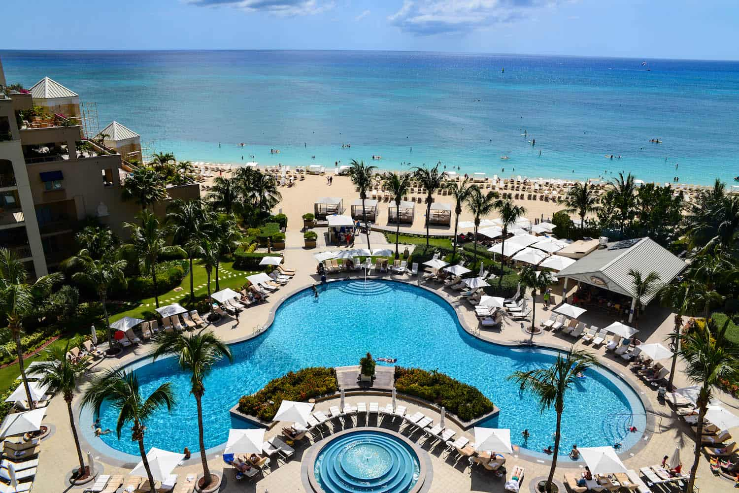 Ritz Carlton Grand Cayman Resort