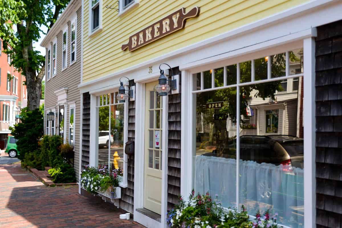 Downtown Nantucket