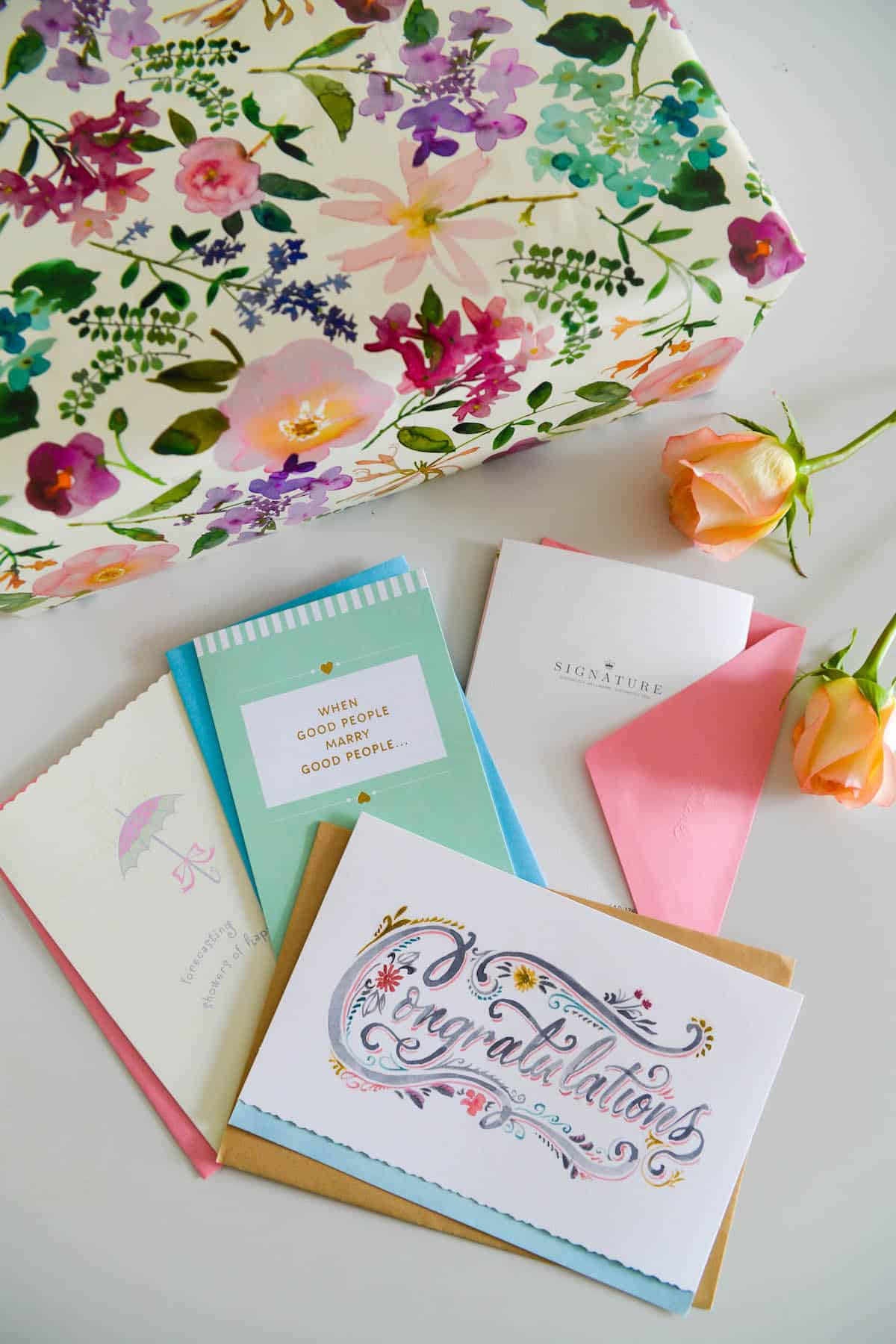 Hallmark Wedding Cards
