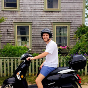 Nantucket Scooter Rental