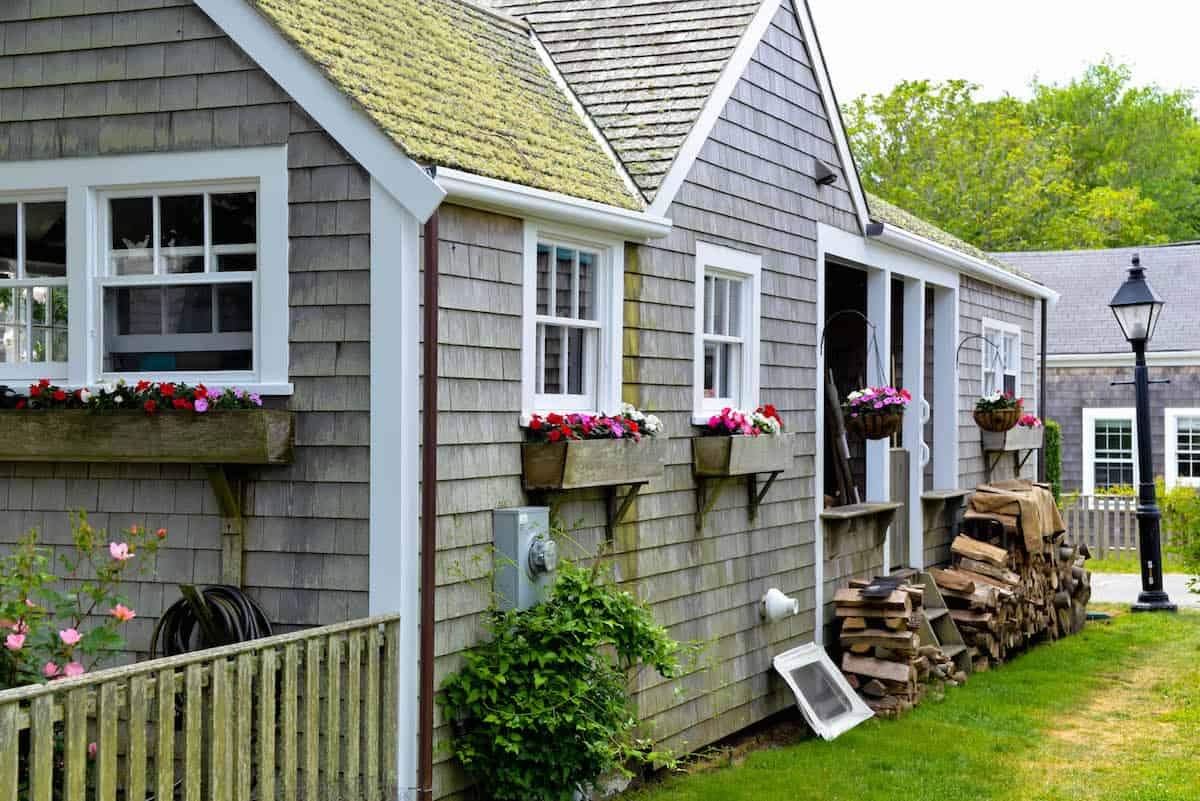 Sconset Nantucket Cottage