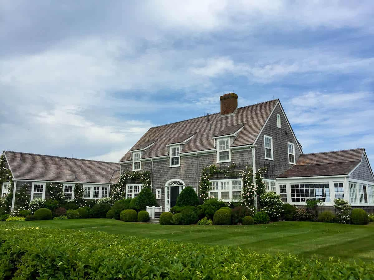 Sconset Nantucket Home